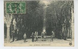 SAINT BRIEUC - Les Promenades - Edit. M.T.I.L. - Saint-Brieuc