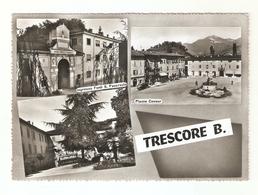 CT--02788-- TRESCORE BALNEARE ( BERGAMO ) - 3 VEDUTINE - VIAGGIATA 1961 - Italia