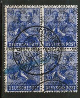 GERMANY  Scott # 629 VF USED BLOCK Of 4 (Stamp Scan # 453) - [7] Federal Republic