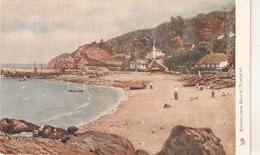 """ Babbicombe Beach. Torquay"" Tuck Oilette PC #   788 - Tuck, Raphael"