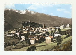 CT--02789-- TEGLIO Mt. 900 ( SONDRIO )PANORAMA CON LO SFONDO DELLE PREALPI OROBICHE-VIAGGIATA 1963 - Italia