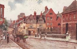 """""""""""Chares E. Fower. Friar Lane. Nottingham"""" Tuck Oilette PC #   1783 - Tuck, Raphael"""