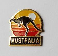 Pin's Australia Australie Kangourou - BL17 - Animaux