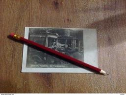 Blamont Photo Carte Originale Allemande Ausladen Der Verwundeten - Non Classés