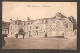 - RARE - GAVRAY ( 50 Manche ) Hôtel De Ville - France