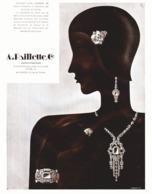 """PUB  BIJOUX """" A . PAILETTE & CIE  """"  ( ART DECO )  1930  ( 1 ) - Bijoux & Horlogerie"""