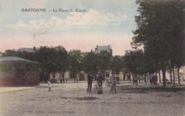 Bastogne La Place Du Carré - Bastenaken