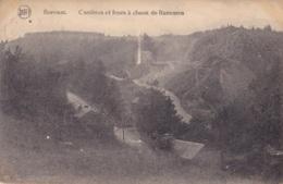 Barvaux Carrières Et Fours à Chaux De Ramonva Circulée En 1921 - Durbuy