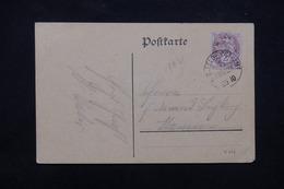 FRANCE - Affranchissement  Type Blanc Sur Carte De Correspondance , Oblitération Armée Allemande - L 23211 - Marcophilie (Lettres)