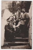 ROMANIA Carte Photo La Famille Royale Reine Maria Roi Enfants - Romania