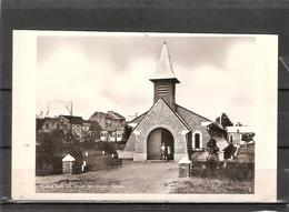 Hasselt  Ingang Kerk O.L.Vrouw Der Armen ( Fotokaart,  Zeldzaam !!! ) Met Links Tram! - Hasselt