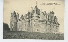 Environs De CHALUS - Le Château De LAMBERTIE - France