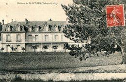 CHATEAU DE MAZERES - France