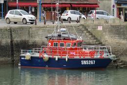 Port En Bessin. SNS 267 Madone Des Feux. - Bateaux