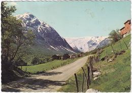 Sogne - Sognefjord, Krundalen  - (Norge - Norway) - Noorwegen