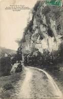 Dpts Div.-ref-AG160- Gard - Notre Dame De Rochefort Du Gard - Entrée De La Gorge Au Bas De La Sainte Montagne - - Autres Communes
