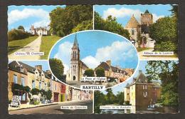 - Sartilly ( 50 Manche ) Château De Chantore Et De La Rochelle, Place De L'Eglise, Route De Granville, Abbaye La Lucerne - France