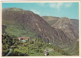 Sogne - Sognefjord, Stalheim, Stalheim Hotell - Naroydalen Mot  Gudvangen  - (Norge - Norway) - Noorwegen