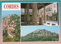 81 Cordes - Cpm / Vues. - Cordes