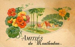 MONTHODON - France