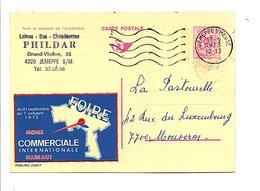 BELGIQUE PUBLIBEL FOIRE DE MONS OBLITERE N°2566 F - Publibels