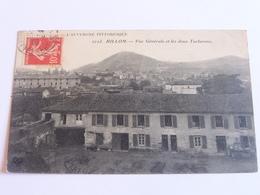 Rillon - Vue Gébérale Et Les Deux Turlurons - France
