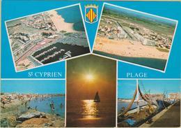 66 Saint Cyprien - Cpm / Vues. - Saint Cyprien