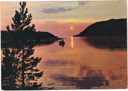 Ulsvag - Midnattsol Ved Ulsvag I Nordland  - (Norge - Norway) - 'FIELDPOST' U.K. 1978 - Forces Air Mail - Noorwegen