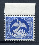 """France 1945 - Timbre Epargne Et Reconstruction """" Phénix """" Neuf Sans Trace De Charnière - Cote Importante - Rare - Fiscaux"""