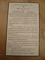 Overmere Lokeren Heiende Edmond Fiers 1861 1949 - Images Religieuses