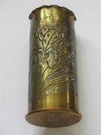 Objet De Poilu - Très Belle Douille De 37 Mm Model 1916   ***** EN ACHAT IMMEDIAT **** - 1914-18