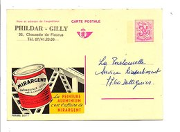 BELGIQUE PUBLIBEL MIRARGENT OBLITERE N°2577 F - Publibels