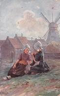 TUCK  RAPHAEL,,,,,OILETTE,,,,,UN MOT A La  POSTE,,,,serie 906 P,,,,,VOYAGE 1907,,,, - Tuck, Raphael
