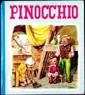 """Pinocchio  - Collection """" Féeries """"  N° 7 - Éditions René Touret - ( 1961 ) . - Livres, BD, Revues"""