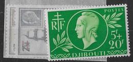 Côte Des Somalis N 251-252-253** - Côte Française Des Somalis (1894-1967)