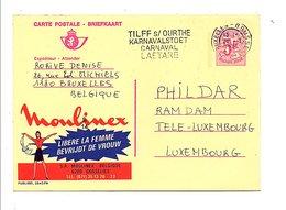 BELGIQUE PUBLIBEL MOULINEX OBLITERE N°2643 FN - Publibels