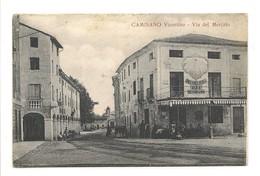 CAMISANO VICENTINO - VIA DEL MERCATO - Vicenza