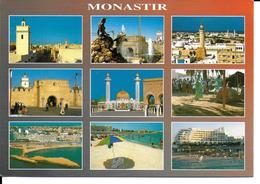 Afrique- TUNISIE  MONASTIR Multi Vues  *PRIX FIXE - Tunisie