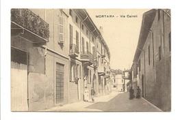 MORTARA - VIA CAIROLI - Pavia
