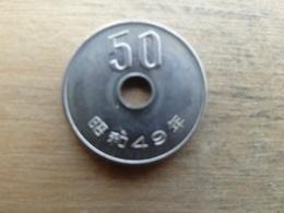 Japon  50  Yen  1974 (49)  Y 81 - Japon