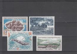 TAAF   1997  PA 137 A 140    NEUFS XX - Poste Aérienne