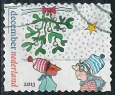 Pays-Bas 2013 Yv. N°3103 - Décembre - Branche  De Gui - Oblitéré - 2013-... (Willem-Alexander)