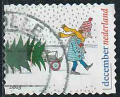 Pays-Bas 2013 Yv. N°3102 - Décembre - Sapin - Oblitéré - 2013-... (Willem-Alexander)
