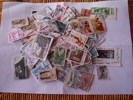 LOT Timbres  Grand Format  France Avant L'euro  //  état Tb - Stamps