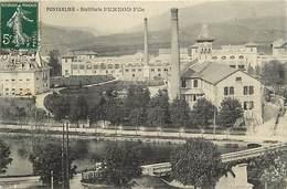 Dpts Div.-ref-AG150- Doubs - Pontarlier - Distillerie Pernod Fils - Distilleries - Usine - Usines - Industrie - Alcool - Pontarlier