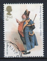 Great Britain 2012  1 X 2nd Commemorative Stamp From The Charles Dickens Set. - 1952-.... (Elizabeth II)