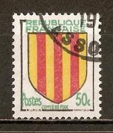 1955 - Armoiries De Provinces (VIII) - Comté De Foix - N°1044 - 1941-66 Armoiries Et Blasons