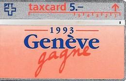 PTT: K-93/73 303L Genève Gagne - Schweiz
