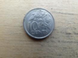 Trinite & Tobago  10  Cents  1979 Km 31 - Trinité & Tobago