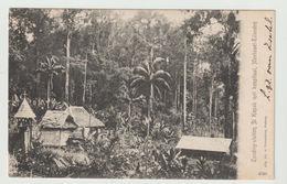 Nieuw Guinea Briefkaart Zending-station Si Kopak Mentawei Eilanden  1908 - Nouvelle Guinée Néerlandaise